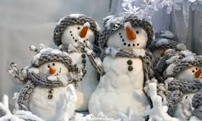 snowmen image happy winter season pictures images photos quotes