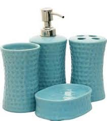 Turquoise Bathroom Accessories by Black And Brown Bathroom Accessories Tsc
