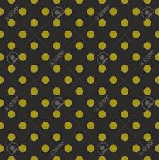halloween desktop wallpaper black vector background with green polka dots seamless pattern
