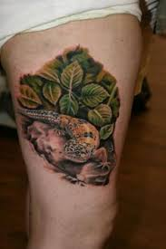 lizard tattoo design is also tribal tattoo idea and that s why it