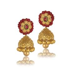 images of gold earings bridal earrings in gold polki earrings in gold gold earrings