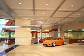 lexus valencia dealership aaron smithey architectural imaging 3d architectural renderings
