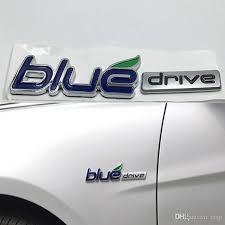 hyundai sonata logo 2017 style blue drive fender side emblem logo badge nameplate