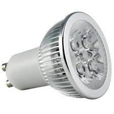 gu10 led 6w full spectrum bulb for track lighting 500 lumens