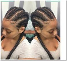 hairstlye of straight back straight back cornrows hairstyles dhairstyles