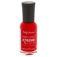 sally hansen hard as nails xtreme wear nail color invisible 0 4