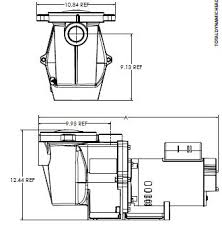 whisperflo high performance pump efficient pool and spa pumps