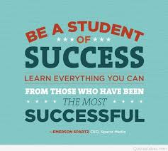 students quote for success 2016