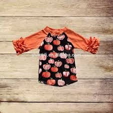 Halloween Baby Shirts by List Manufacturers Of Halloween Ruffle Raglan Buy Halloween