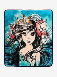 mermaid tees jewelry bags u0026 boxlunch