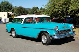 1955 chevy nomad wagon photos and specs from madchrome com
