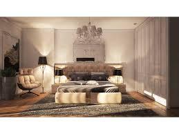 modern classic style bedroom by julia maksimova