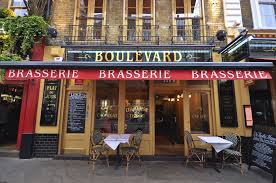 covent garden family restaurants boulevard brasserie restaurants in covent garden london
