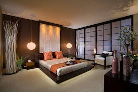 oriental style bed home design ideas
