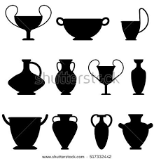 Different Types Of Greek Vases Amphora Stock Images Royalty Free Images U0026 Vectors Shutterstock