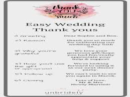 wedding thank yous wording the 25 best thank you card wording ideas on wedding