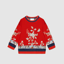 floral embroidered sweatshirt gucci women u0027s sweatshirts u0026 t