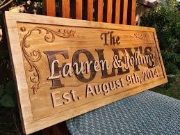 Engraved Wedding Gifts Personalized Wedding Gift U2013 3d Woodworker