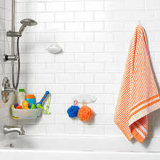 command shower caddy with water resistant strips target