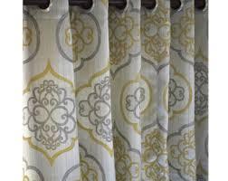 Soft Yellow Curtains Designs Soft Pink Velvet Curtain 52x84 Rod Pocket Curtain