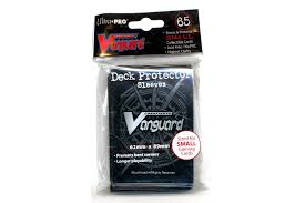 cardfight vanguard silver card back small size deck