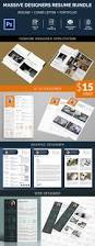 massive designers resume bundle free u0026 premium templates