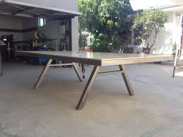 Inexpensive Conference Table Inexpensive Ping Pong Table Top Black And Wood Stuff Trends Dining