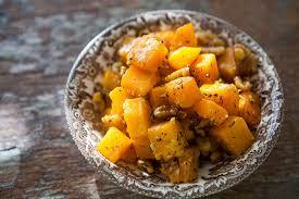 cuisiner la butternut butternut squash with walnuts and vanilla recipe simplyrecipes com