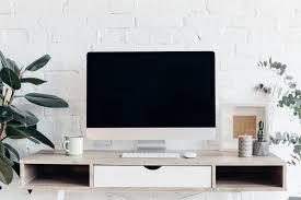 Ergonomic Home Office Desk Home Office Setup Best Ergonomic Workstation For Freelancers