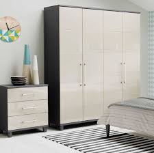 Grey Gloss Bedroom Furniture Kt Halo Bedroom Furniture Black Oak Pale Grey At Relax Sofas