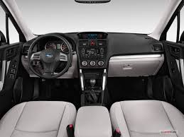 2015 Subaru Forester Pictures Dashboard U S News World Report