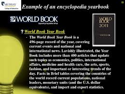 world book yearbook ready reference