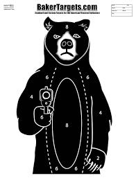 bear encounter target 250