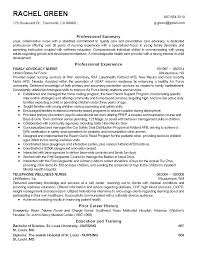 Charge Nurse Resume Singer Resume Sample Copy Template Resume Examples With High