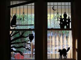 how to make window silhouettes how tos diy
