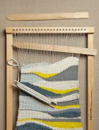 How To Make A Rag Rug Weaving Loom Best 25 Loom Ideas On Pinterest Weaving Projects Loom Weaving