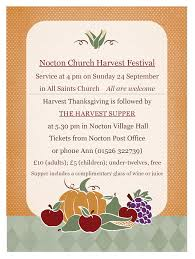 thanksgiving children songs all saints church nocton lincolnshire online magazine