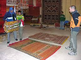venditore di tappeti marocco 2008