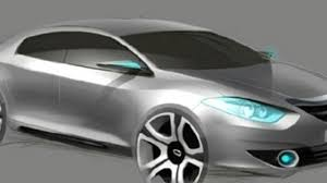 renault samsung sm3 samsung emx concept sketches released 2010 sm3 previewed