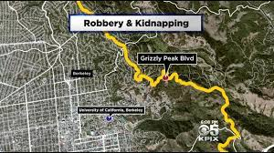 3 charged with robbing kidnapping in berkeley