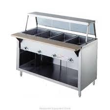 duke gas steam table duke 304 25ss serving counter food gas gas steam table