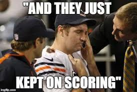 Bears Meme - 35 best memes of jay cutler the chicago bears getting crushed by