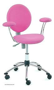 pink rolling chair non rolling desk chair beautiful new art gas