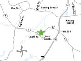 Florida Turnpike Map by Contact Us U2013 Cedar Crest