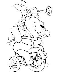 winnie pooh colouring books 16 print color free