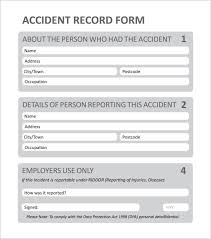 incident report form template word 13 employee incident report templates free pdf word documents
