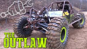 jeep rock buggy the outlaw rock bouncer supercharged ifs irs awesomeness