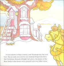 berenstain bears thanksgiving blessings living lights 056893
