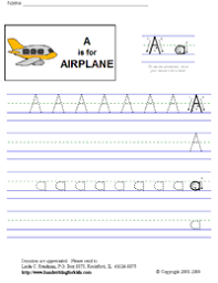 left handwriting for kids practice worksheet to personalize for