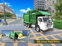 ultimate garbage dump truck android apps on google play
